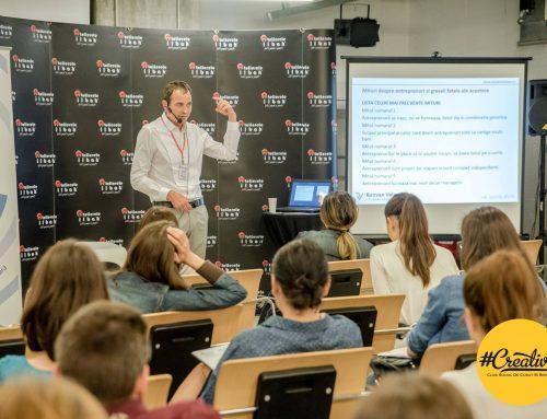 Razvan Valceanu a povestit din experienta sa de Antreprenor!