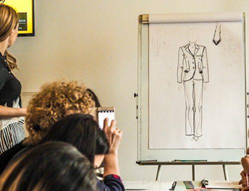 Designerul Mirela Diaconu la #Creativo de Primavara