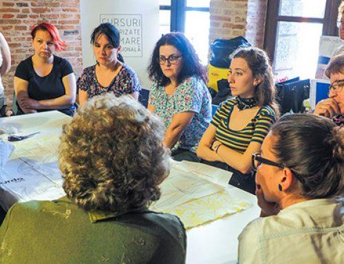 Ateliere de Tipar la #CREATIVO de Primavara